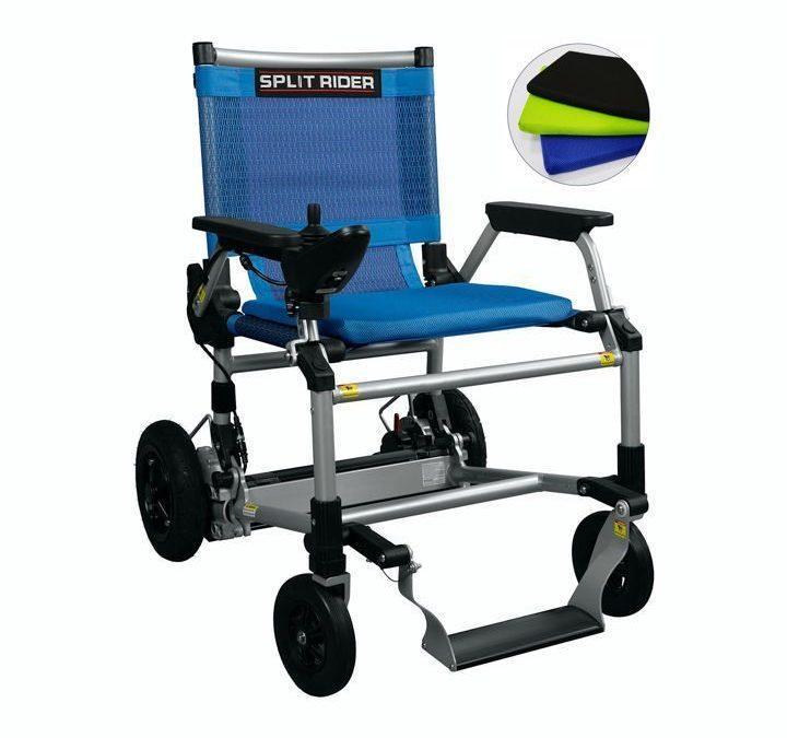 SplitRider rolstoel